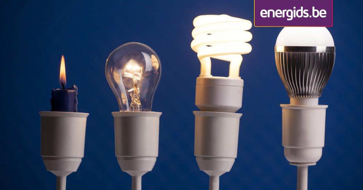Welke moderne lamp komt overeen met mijn oude gloeilamp? – Energids