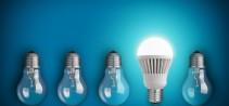 De lamp heruitgevonden