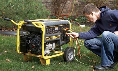 Will a generator enable me to tend to my power needs in case of a ...