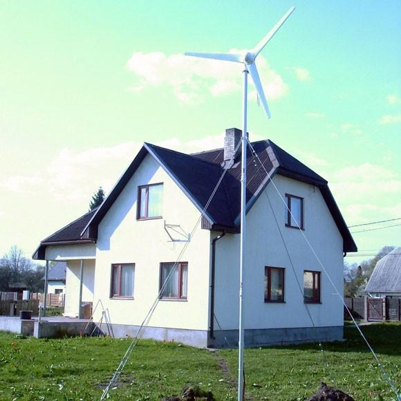 Is Een Eigen Windmolen Een Goed Alternatief Voor