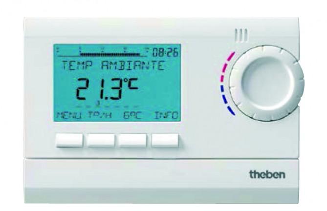 Comment fonctionne la r gulation de mon chauffage energuide - Comment fonctionne un thermostat d ambiance ...