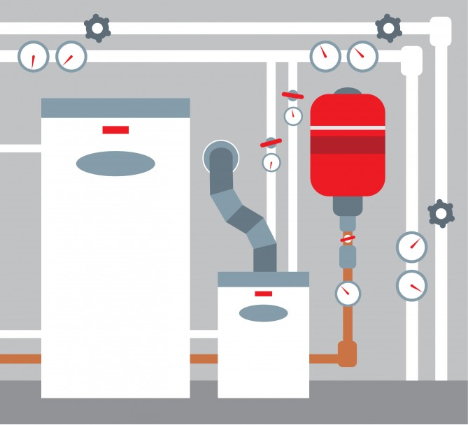 If You Have To Replace An Existing Boiler Look For Independent Advice At Homegrade From Architect Someone Know Who Has Done The Same Thing
